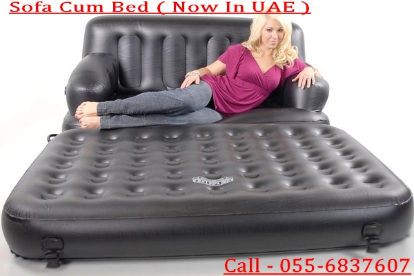 5 in one air lounge sofa cum bed. Black Bedroom Furniture Sets. Home Design Ideas